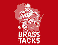 Brass Tacks - Wisconsin Hooligans