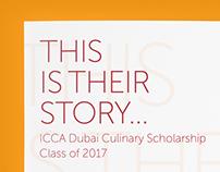 ICCA Culinary Book of Achievers