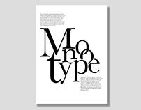 Monotype | Baskerville