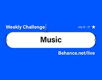 Weekly Challenge: Music