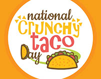 Crunchy Taco Day!