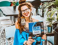 New York Sunset Cookbook