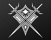 Twin Sword Logo