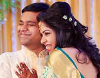 Mrunmayee & Piyush's Engagement