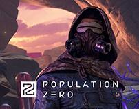 Population Zero Cinematic Trailer