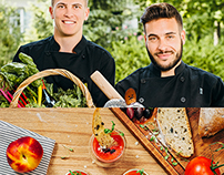 Ben & Leo from 2015 Master Chef