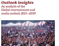 Global entertainment and media outlook 2015-2019