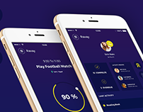 Ravay Branding + UX/UI App