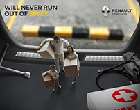 Renault Creative Digital Ideas