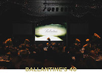 2012 BALLANTINES 40 IDENTITY FILM