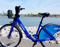 CitiBike Redesign