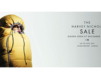 Harvey Nichol Super Sleeping Bags