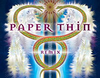 Paper Thin Album Art & Poster