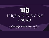 L'OREAL + URBAN DECAY + SCAD