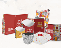 Willy's Kitchen Branding and Packaging