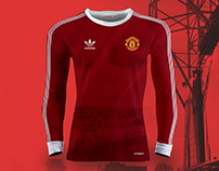 Manchester United / Kits Concept - Inspired by history