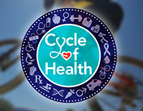 Cycle of Health Rebrand for WCNY Public Media