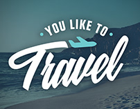 You Like to Travel