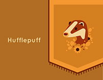 Harry Potter Illustrations: Hufflepuff
