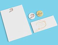 """Branding para libro """"Cocinero sin Galones"""" de M. Oliver"""