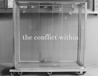 the conflict within- a dance video