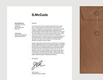 Simon McCade Personal Branding