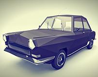 "Automobile ""Volga"""