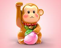 Maneky Monkey