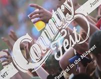CountryFest Website Redesign