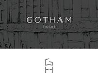 Gotham Hotel | Branding