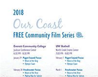 "Snohomish County Public Works ""Our Coast"" Film Series"