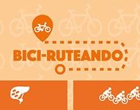 Bici-ruteando: biking app