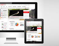 Toyota Connect Intranet Site