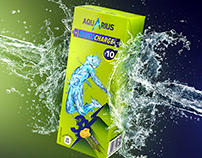 3D Aquarius 3X Glucocharge
