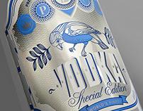 Luxoro – Vodka (Concept Label)