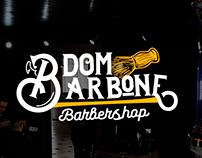 Identidade Visual Dom Barbone - Rebranding