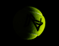 Tennis Ball - CGI
