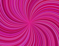 FREE Vector: Pink Psy­chedelic Swirl Background