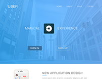 Uber - Redesigned