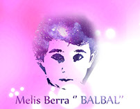 Melis Berra Double Exprossure deneme çalışması
