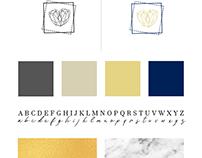 HelloBrittany Branding Package