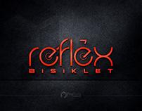 Reflex Bisiklet Logo Tasarımı