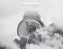 Terra-time promotional website