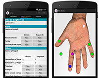 Android App: Hansys Electronic Medical Records
