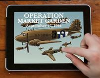 Operation Market Garden iPad Ap