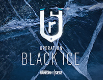 Rainbowsix Siege - Black Ice