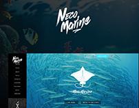 Neco Marine Palau Website Design & Development