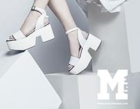 Suprematism Sandals