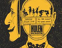 Event Poster - Fyll Hodets Tanker