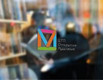 """Logo & Brand-board для ЦТП """"Открытое мышление"""""""